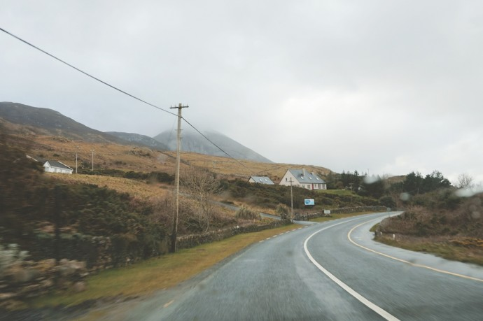 Wild Atlantic Road Trip: photo diary