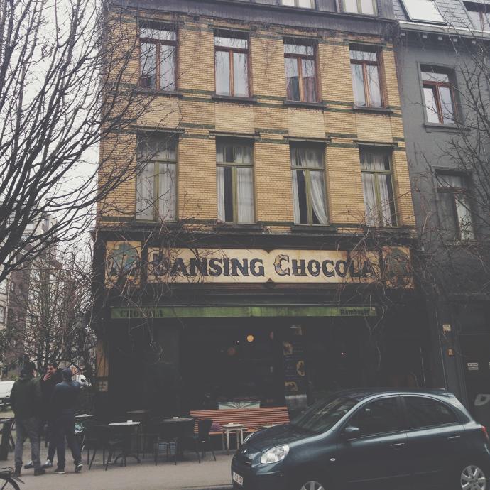 Dansing Chocola Antwerp