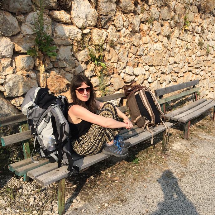 Hiking on Mljet Island