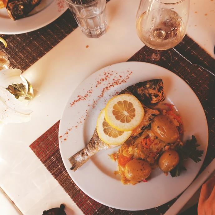 Fresh fish Portugal