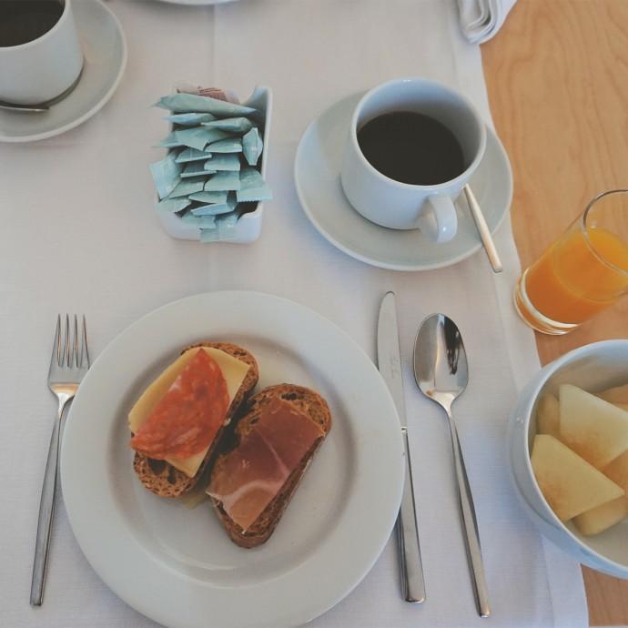 Hotel Minho Breakfast