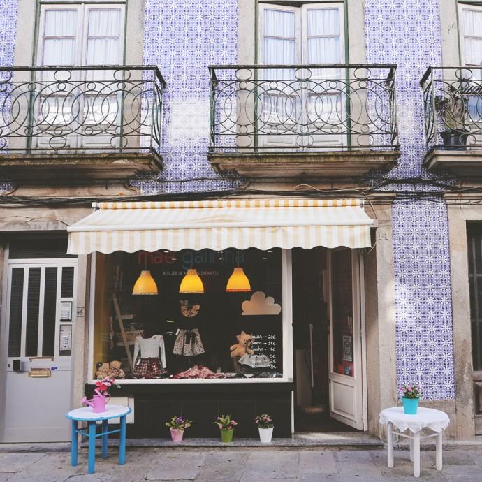 Viena Do Castelo shop exterior
