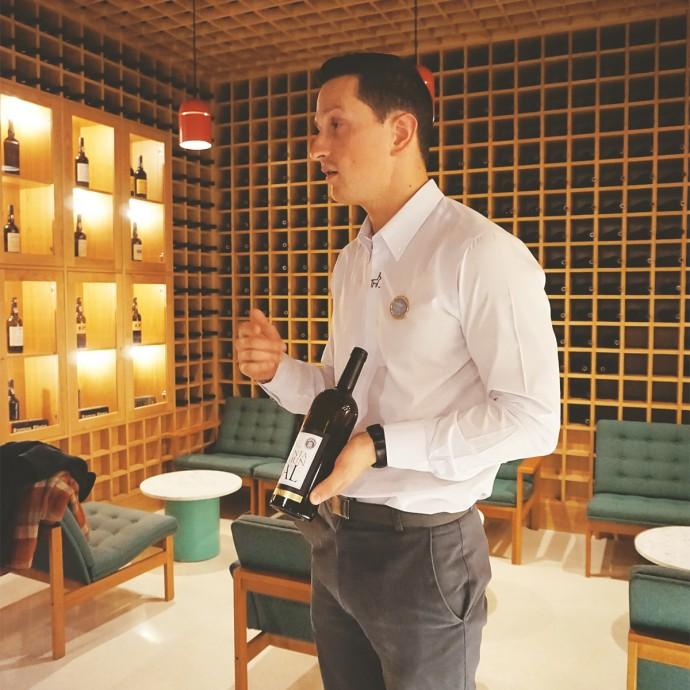 wine tasting hotel Minho