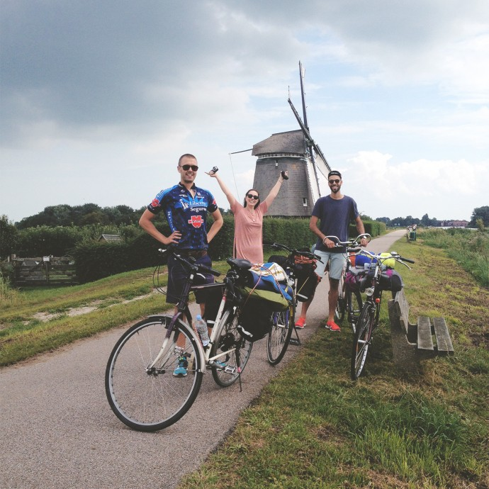 bike trips from Amsterdam