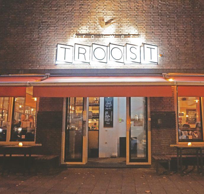 Troost brewery Amsterdam