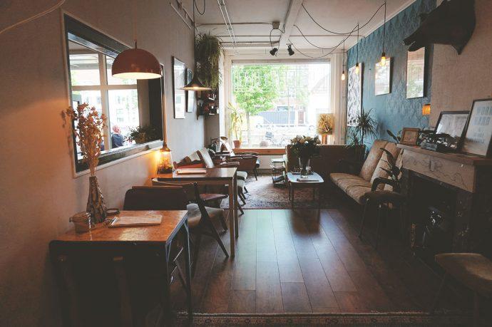 Koffie Leute Utrecht interior