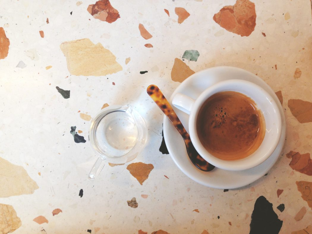 Toki Amsterdam Coffee