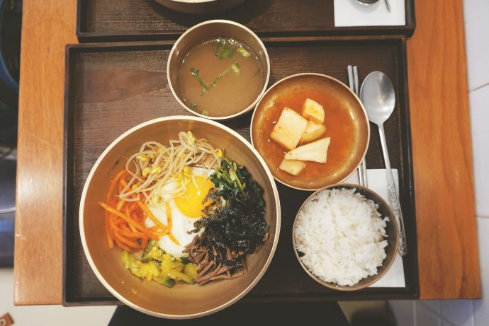 cheap bibimbap seoul