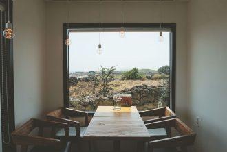 Jeju Island Hipster Cafe