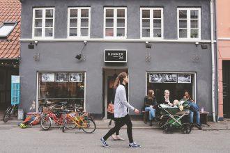 Nummer 24 bakery Aarhus denmark